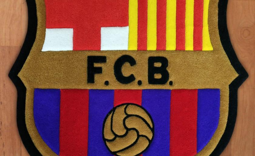 Стрижка футбольного клуба барселона